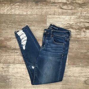 American Eagle | Jegging Crop